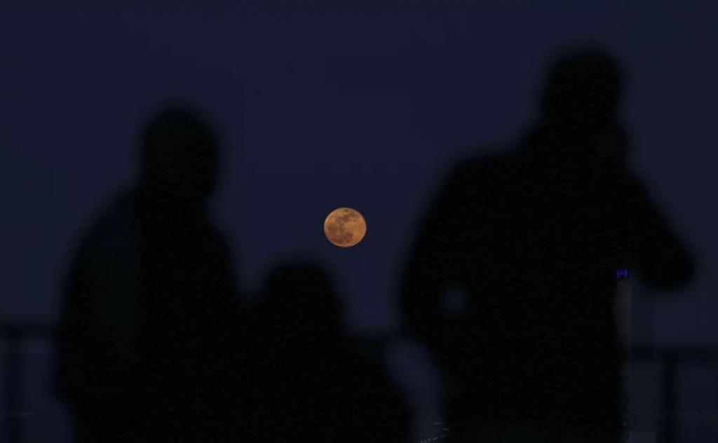Süper Kanlı Mavi Ay Tutulması, açıklama, komplo, incil