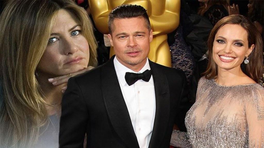 Altın Çocuk Brad Pitt ve Fırtınalı Aşk Hayatı