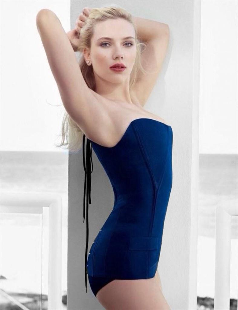 Çağımızın Marilyn Monroe'su Scarlett Johansson