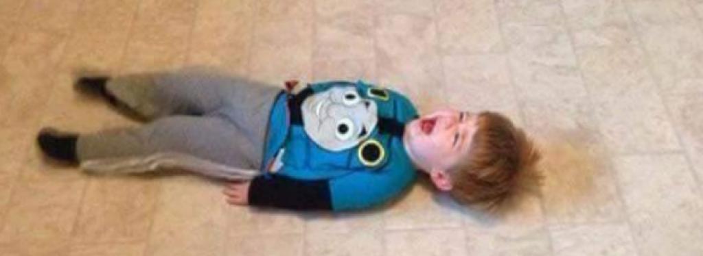 Çocukların Ağlaması İçin 15 Geçerli Sebep