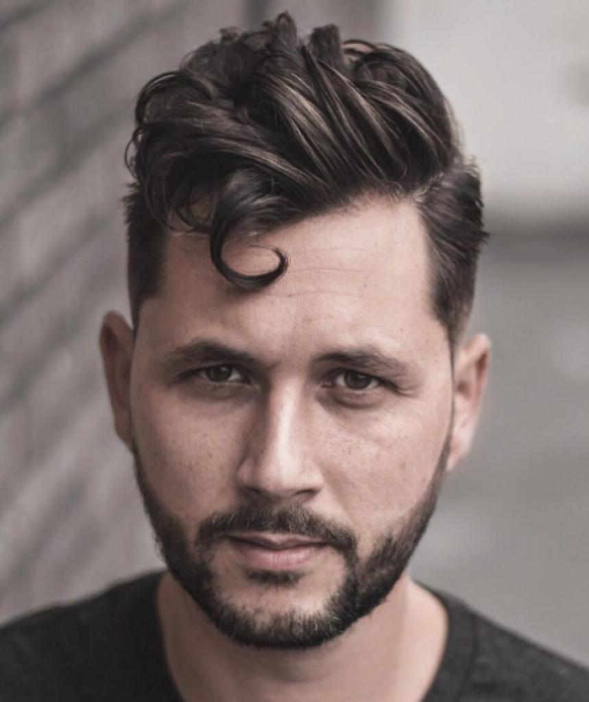 2018de Değişime Saçlardan Başlamak Için Ilham Veren Erkek Saç