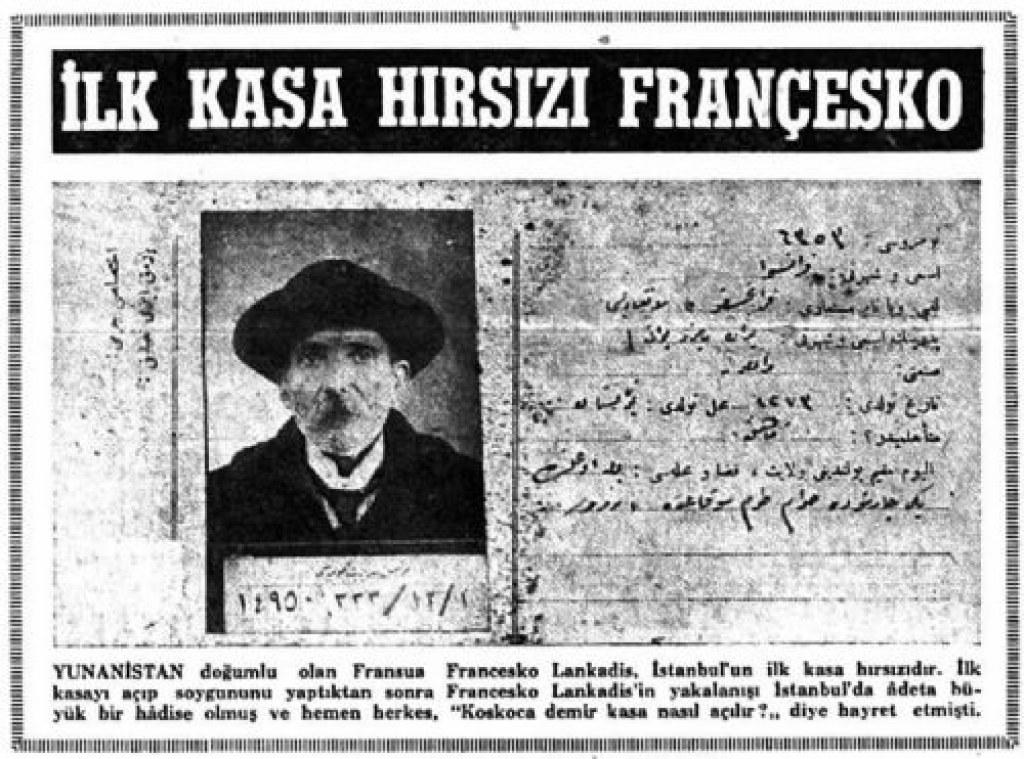 İstanbul'un İlk Suçluları