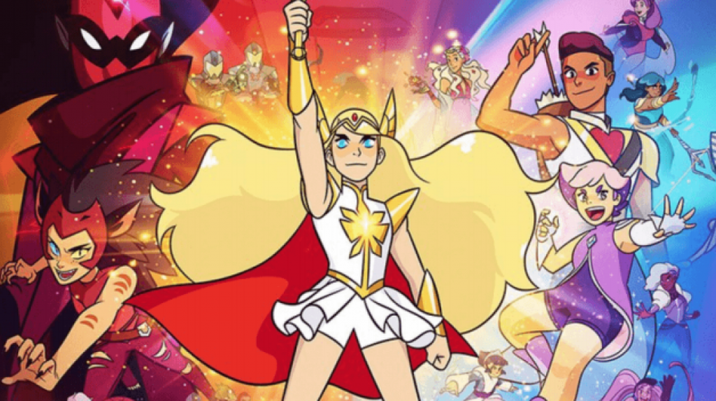 she ra and the pricesses of power