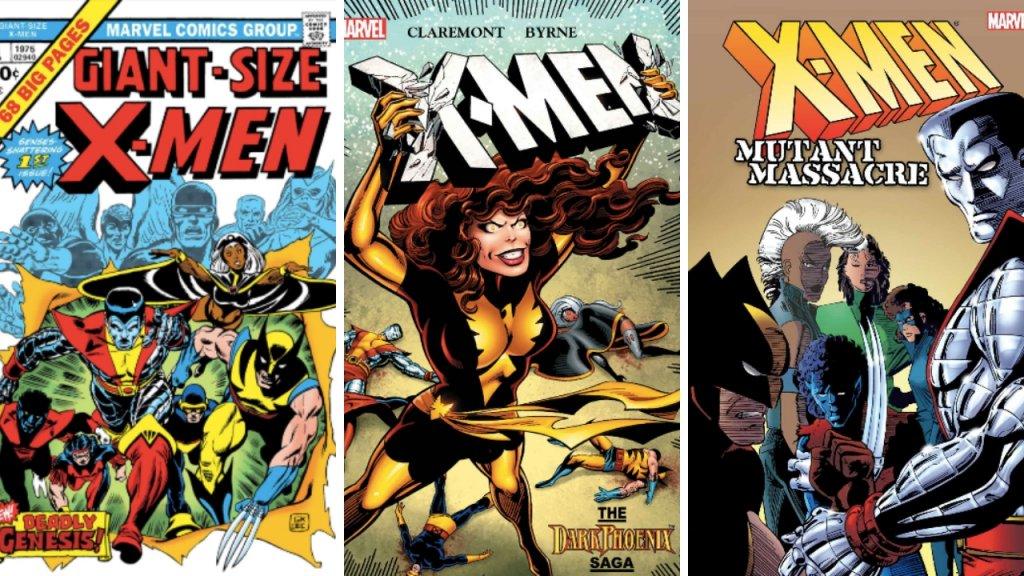 Yeni Başlayanlar İçin X-Men Çizgi Roman Serisi Okuma Sırası