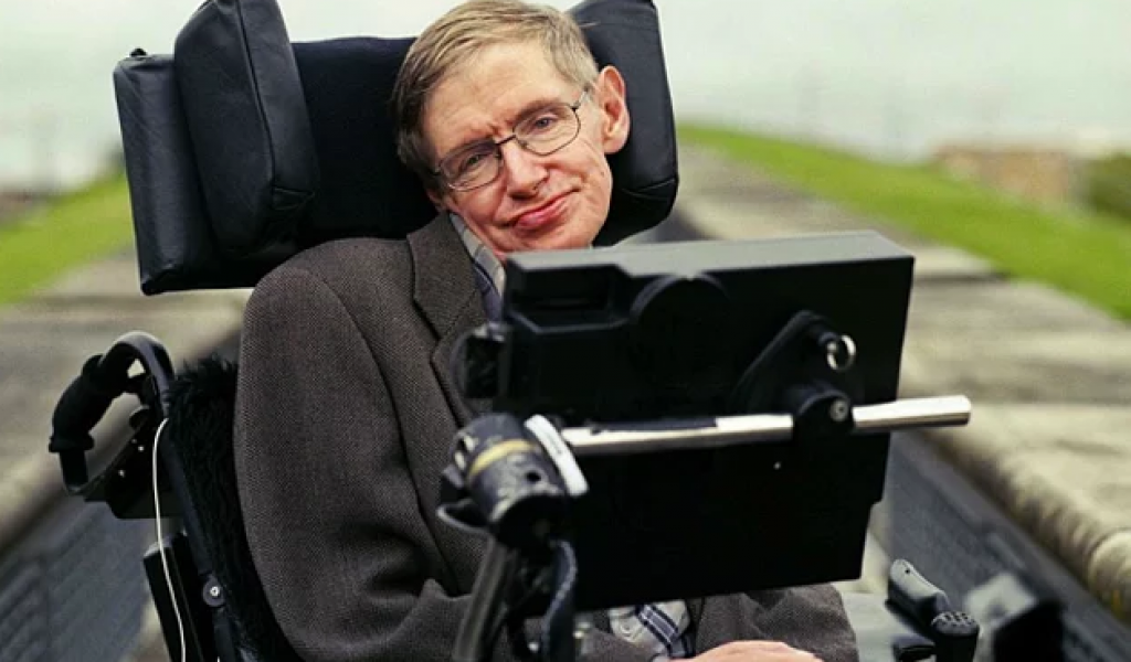 Stephen Hawking, Einstein'in Doğum Gününde Hayatını Kaybetti