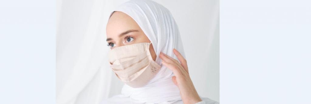 Modanisa'dan Dünya Kadınlarına Özel Tasarım Maske Koleksiyonu