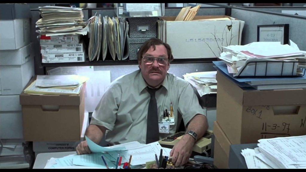 ofis çılgınlığı
