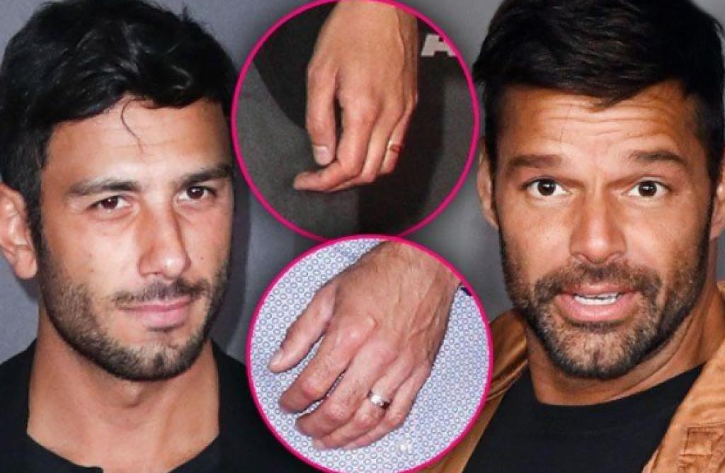 Ricky Martin Erkek Arkadaşıyla Evleniyor!