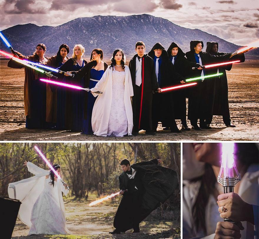En Farklı 9 Düğün Konsepti