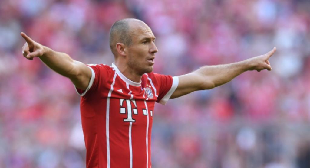 Beşiktaş'tan Bayern Münih Yıldızı Arjen Robben'e Teklif