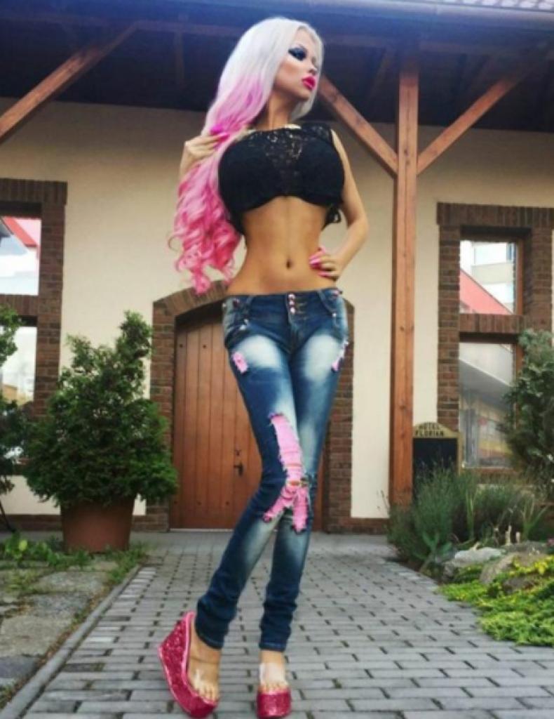 barbie, çek cumhuriyeti, prag, estetik, makyaj, Gabriela Jirackova