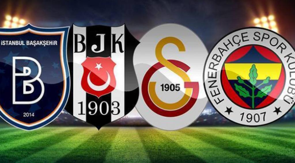 iddaa, spor toto süper lig, galatasaray, beşiktaş, fenerbahçe, istanbul başakşehir, futbol, lig