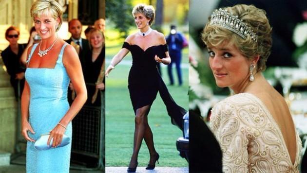 Prenses Diana'nın Muhteşem Tarzını Sergileyen 18 Kombini