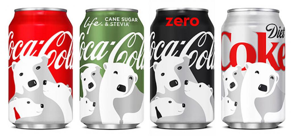 Coca-Cola'nın Yılbaşına Özel Tasarlanan Kutularındaki Gizli Mesajı Bulabilecek misiniz?