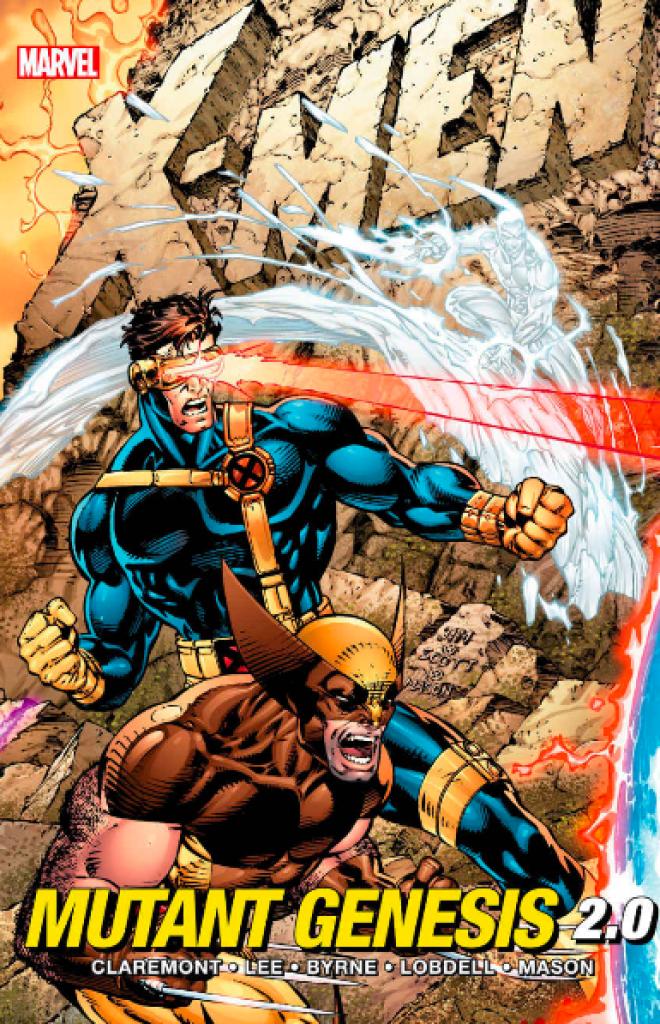 x-men mutant genesis 2.0