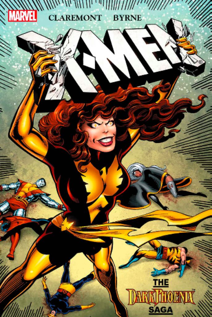 x-men the dark phoenix saga