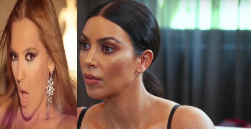 Demet Akalın Kim Kardashian'a Bulaştı, Cevabını Aldı