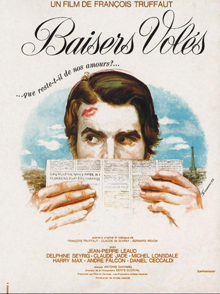baisers voles, çalıntı öpücükler, fransız filmi