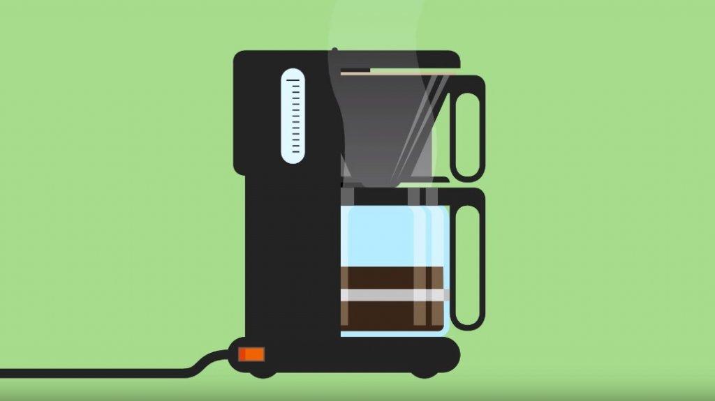 Makine ile Filtre Kahve Nasıl Yapılır?