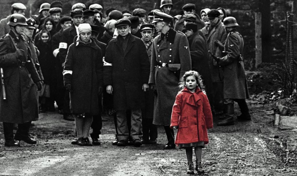schindlers list, schindlerin listesi, oscar, oscar ödülleri, ikinci dünya savaşı, steven spielberg