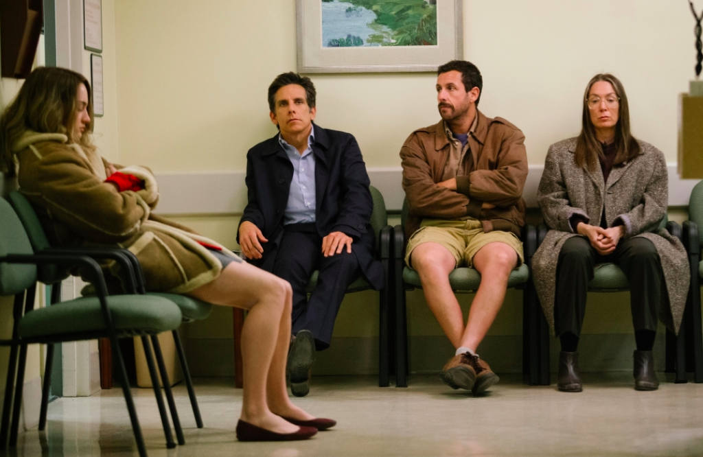 The Meyerowitz Stories New and Selected