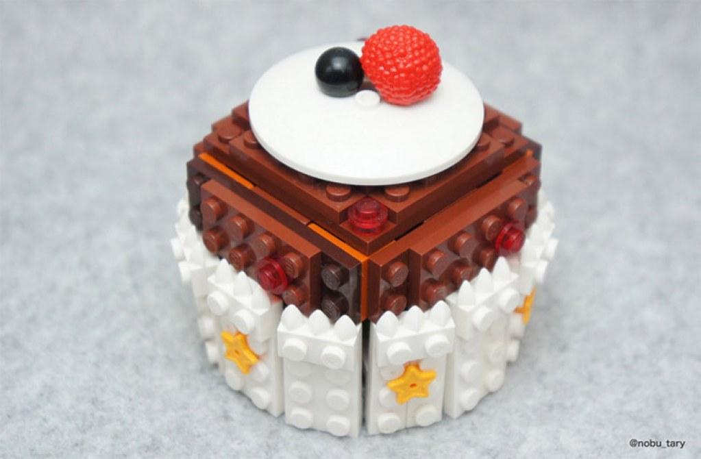 Japon Lego Ustasından Birbirinden Lezzetli Tasarımlar