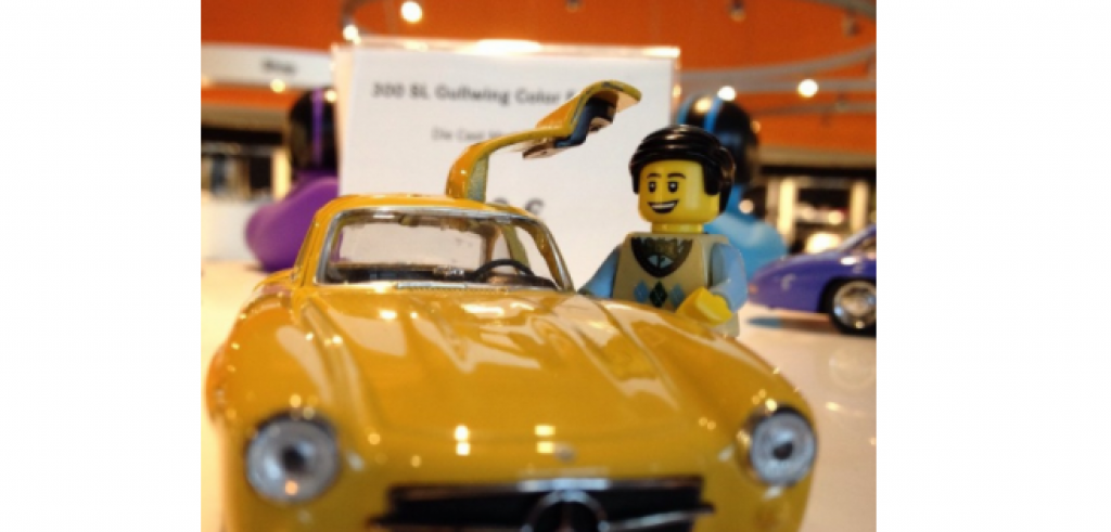 İlk Türk Lego Adam