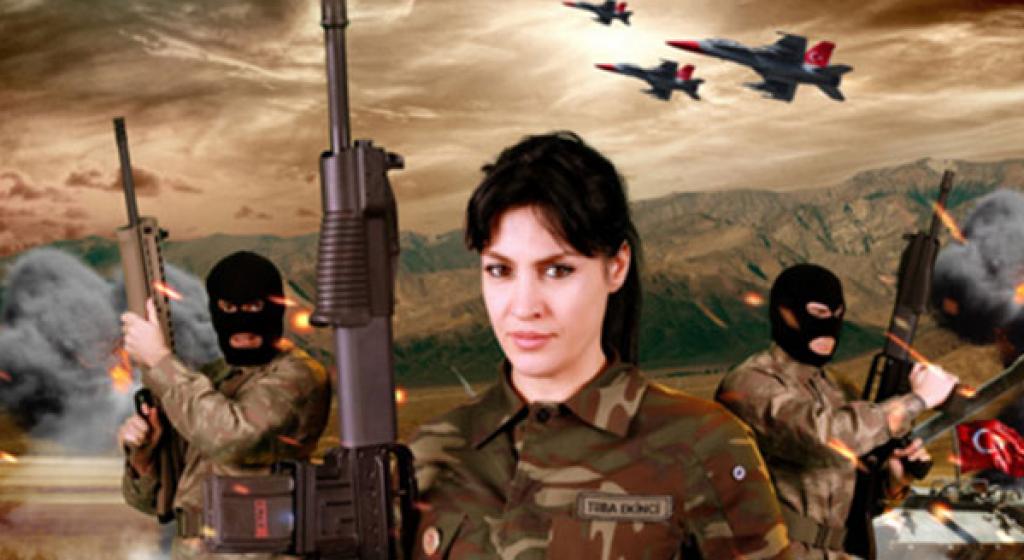 Tuğba Ekinci'nin Türkiye'nin Askerleri Şarkısı Afrin'e Armağan