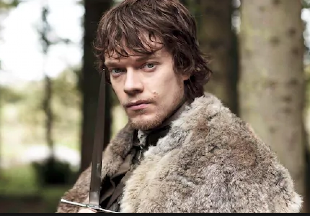 theon greyjoy, game of thrones