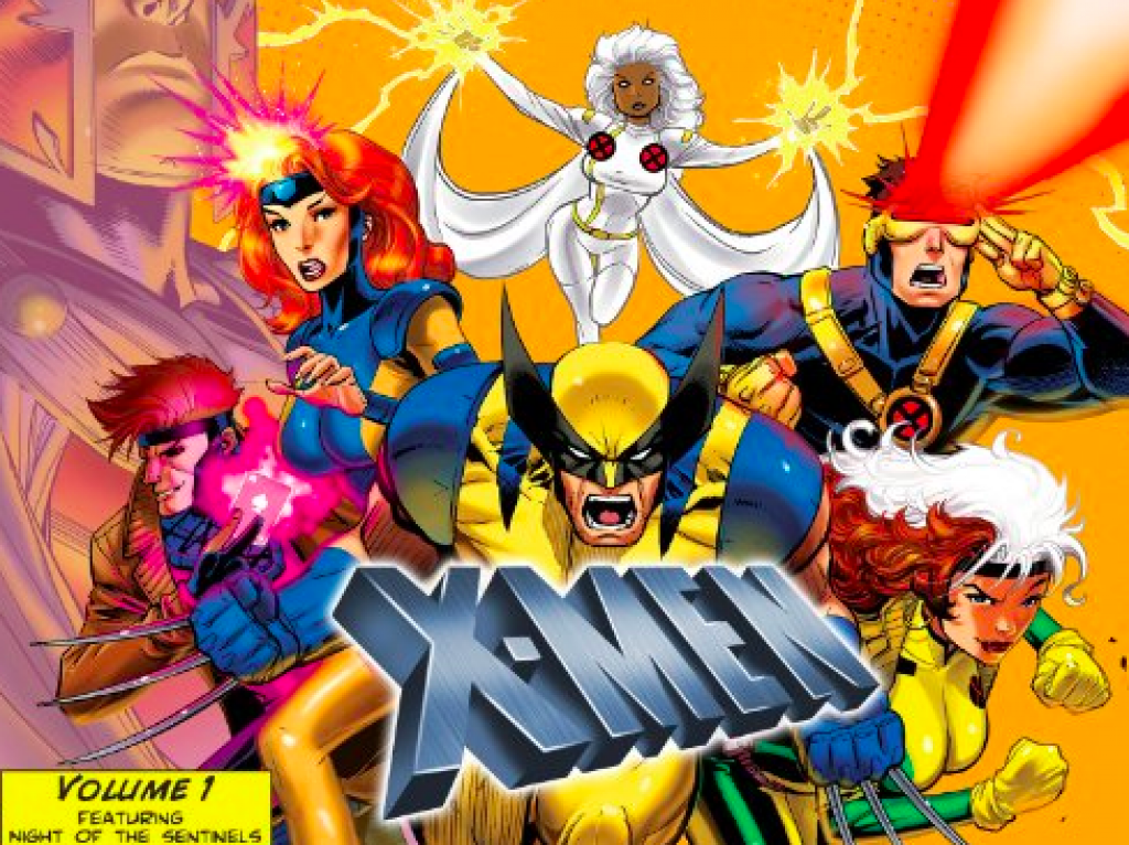 x-men çizgi film