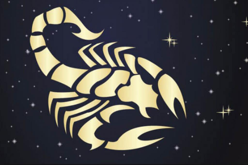 akrep, akrep burcu, astrolji, yıldız haritası
