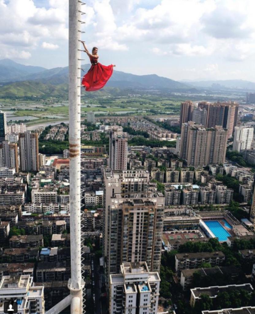 İnstagramın Adrenalin Manyağı Fenomeni: Angela Nikolau