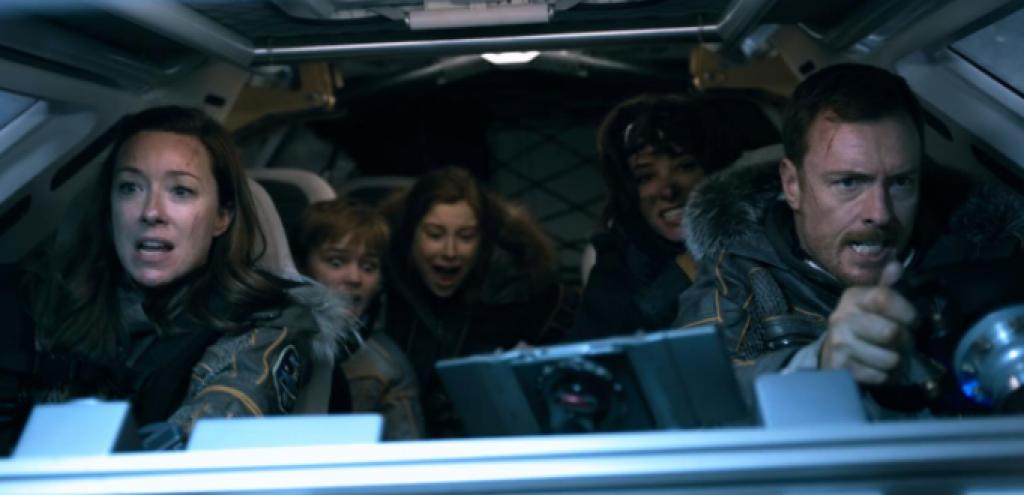 netflix, lost in space
