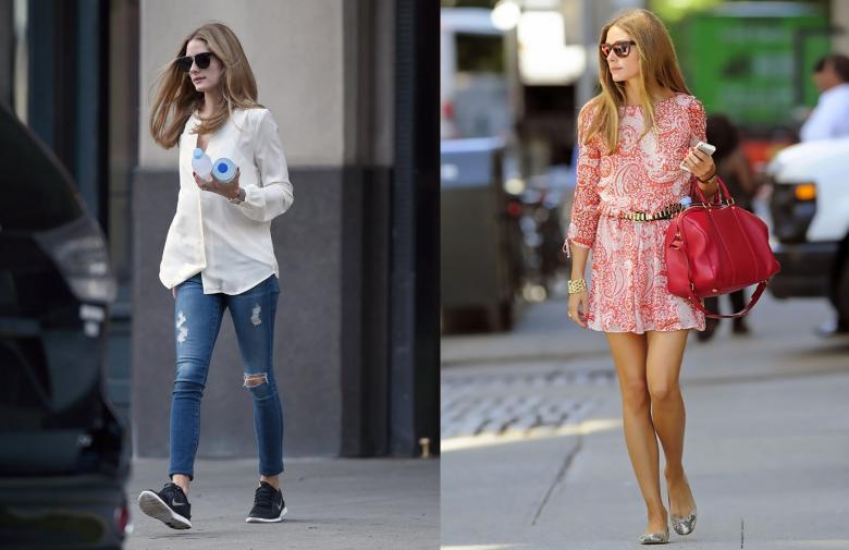 Olivia Palermo'nun İlham Veren Sokak Stillerine 10 Örnek