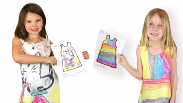 Çocukların Çizimlerini Hayata Geçiren Şirket