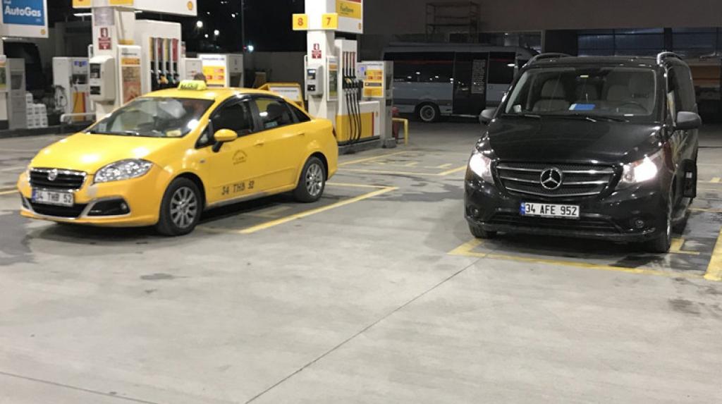 En Komik Uber/Sarı Taksi Karşılaştırmaları