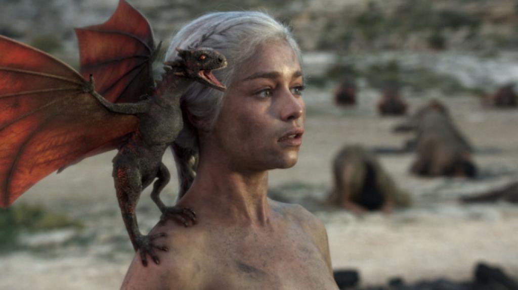 Daenerys Targaryen, Bu Sefer Bir Yıldız Savaşları Hikayesinde!