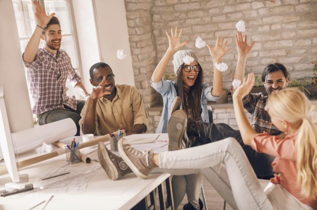 Pazartesi Sendromları Unutacağınız ve Çalışmaktan Zevk Alacağınız Şirketler