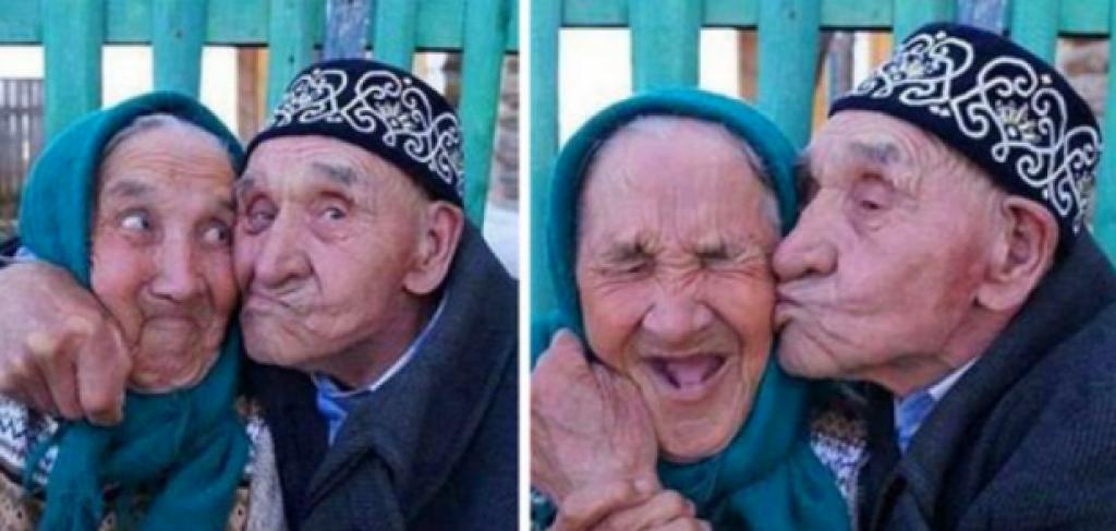 Yaş 70 İş Bitmemiş Dedirtecek Cinsten Fotoğraflar