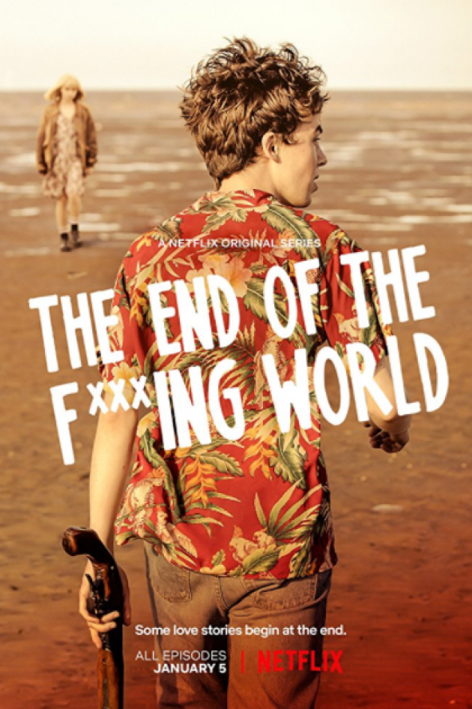 the end of the fucking world, en iyi netflix dizileri
