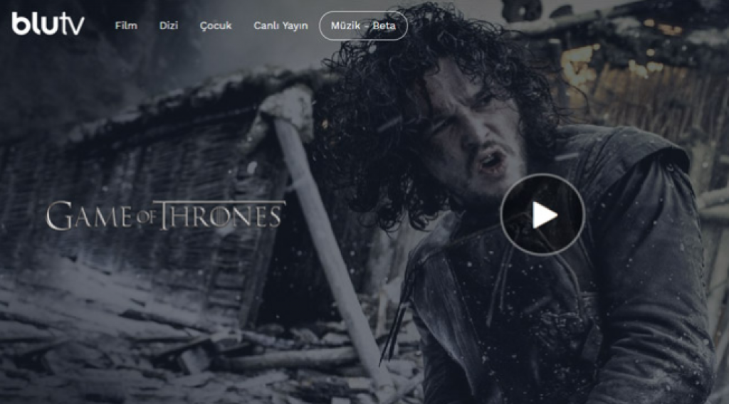 BluTV'den Game of Thrones Müjdesi!