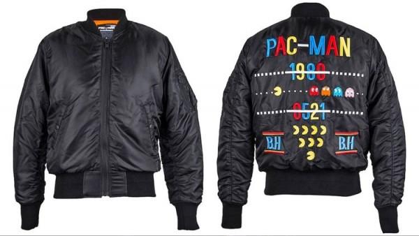 80'lerin Efsane Oyunu Pac-Man Kıyafetlere Tema Oldu