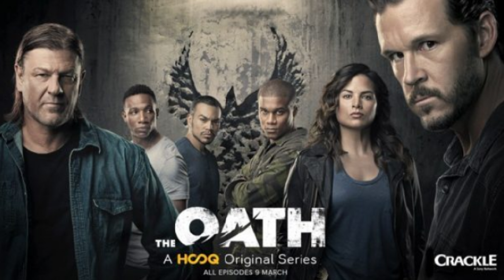 dizi, sean bean, game of thrones, 50 cent, crackle, diziler, the oath