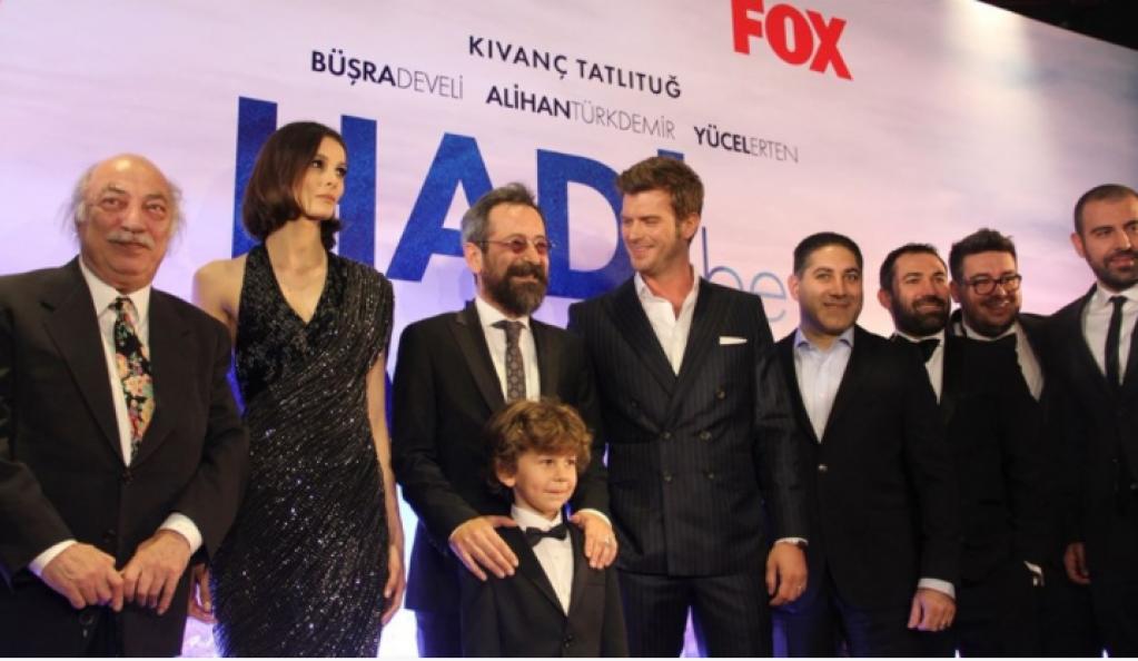 Kıvanç Tatlıtuğ'un 'Hadi Be Oğlum' Filmine Görkemli Gala