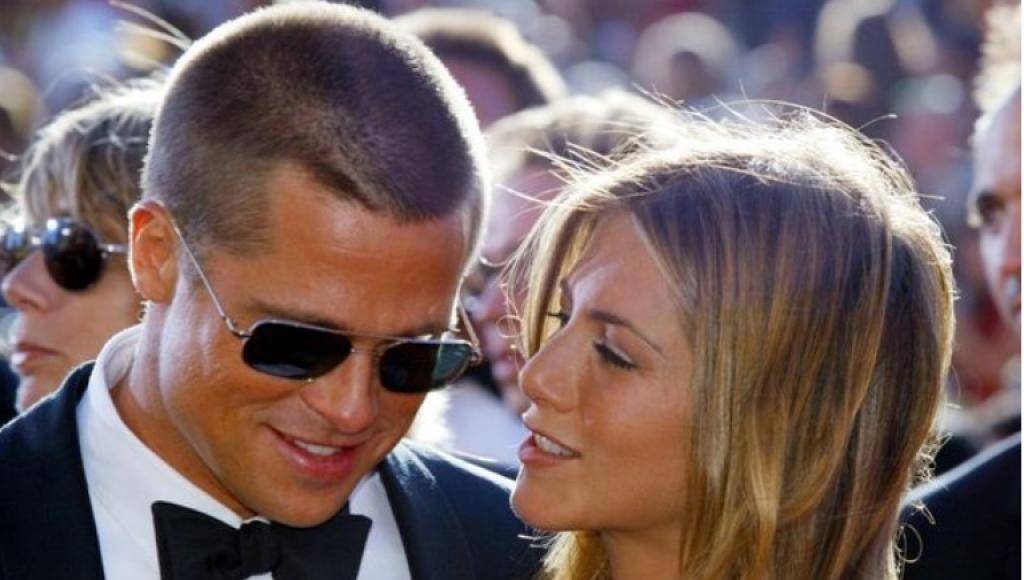 Brad Pitt ve Jennifer Aniston Aşkından Dumanlar Yükseliyor!
