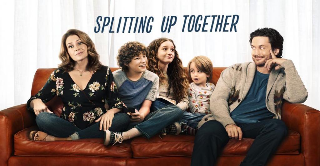 dizi,komedi,abc,diziler, splitting up together, ayrılsak da beraberiz, jenna fischer
