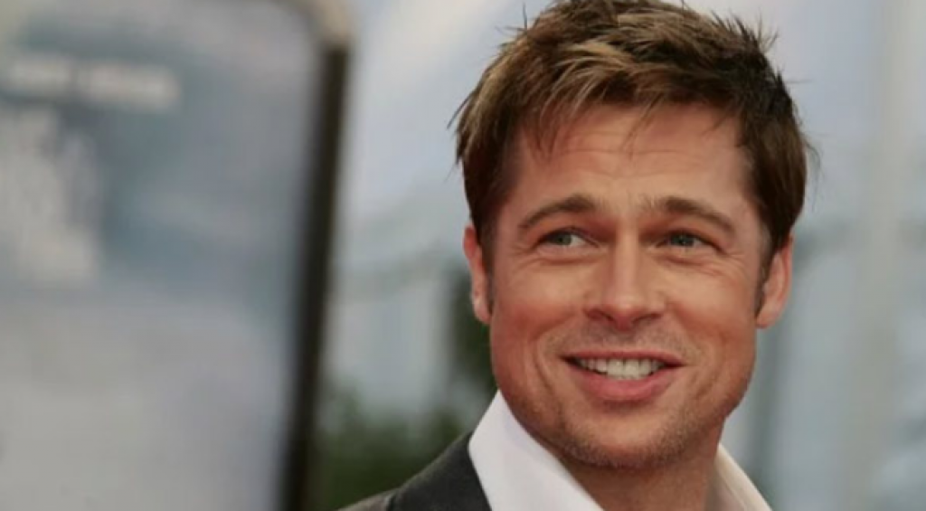 Brad Pitt'in 'Gizemli İlişki' Merakı