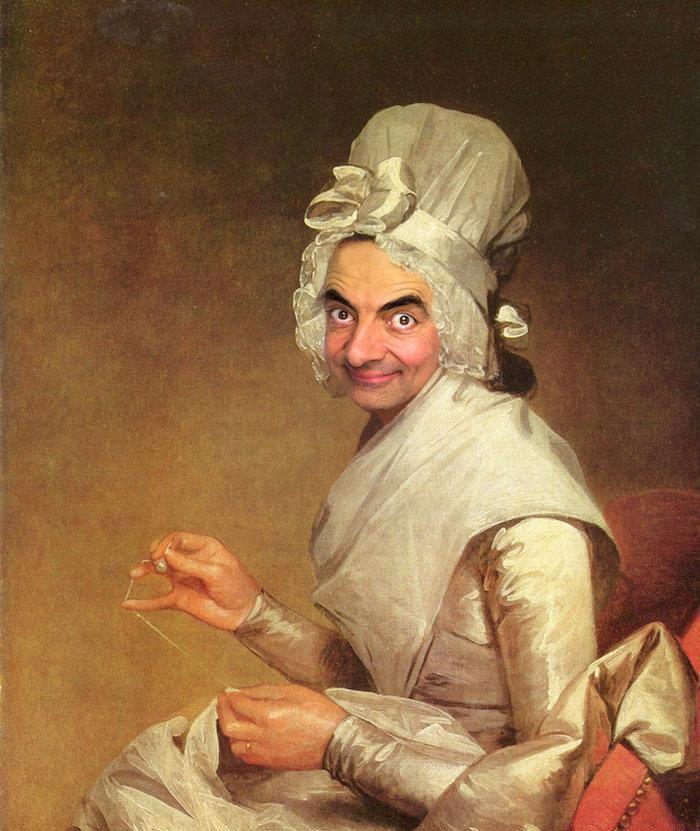 Bir Tarihi Figür Olarak Mr. Bean