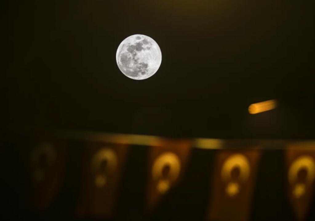 reyhanlı, türkiye, Süper Kanlı Mavi Ay Tutulması