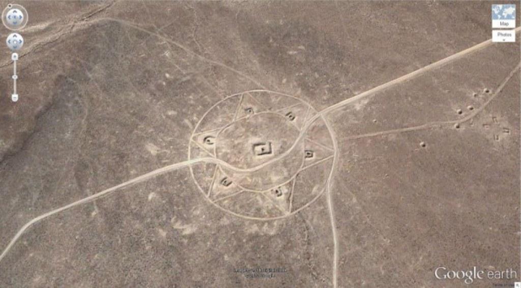 Google Earth`te Bulunan 20 Gizemli Yer
